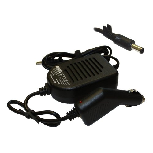 Samsung NP-R517-DD02UA Compatible Laptop Power DC Adapter Car Charger