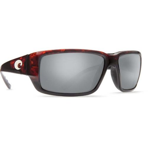 Costa Del Mar Fantail Polarized Tortoise Men Sunglasses TF-10-OSCP