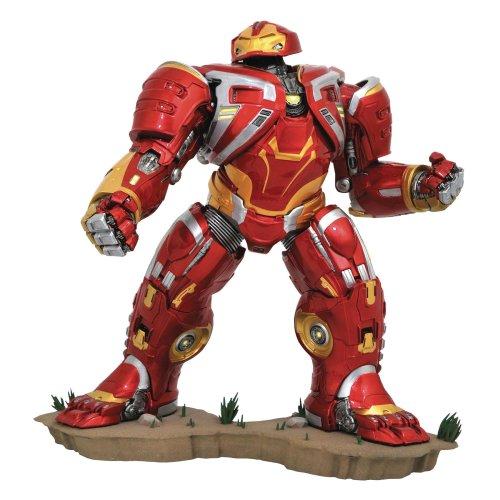 Diamond Select Toys Marvel Gallery Avengers 3 Hulkbuster Deluxe PVC Figure