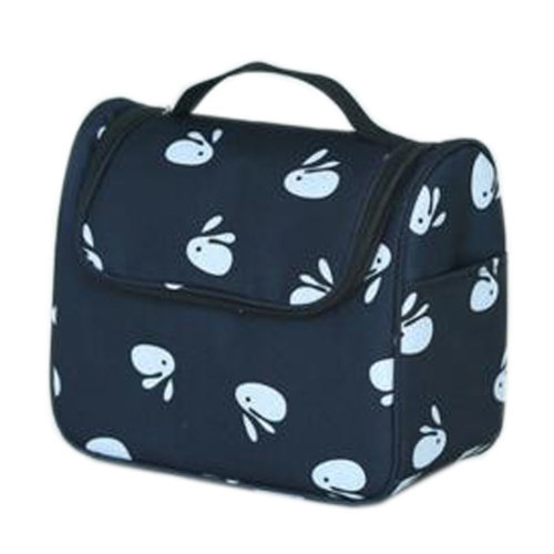 Lovely Cosmetic Box Makeup Box Large Capacity Makeup Bags, Cute Rabbit
