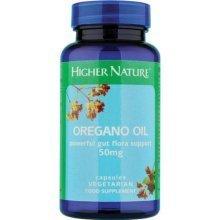 Higher Nature Oregano Oil 30 Capsules