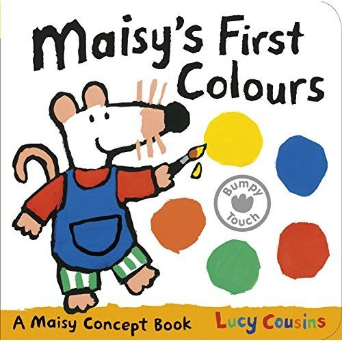 Maisy's First Colours: A Maisy Concept Book