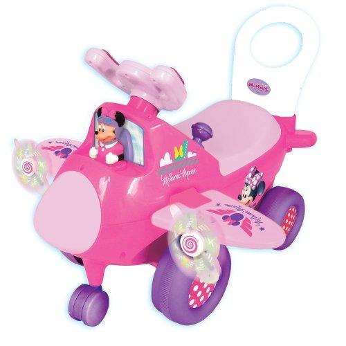 Disney Minnie Activity Plane Ride On