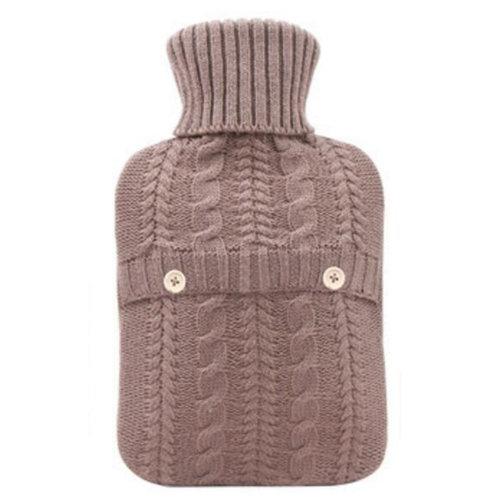 Warm Cute Hot-Water Bottle Water Bag Water Injection Handwarmer Pocket Cozy Comfort,#Z