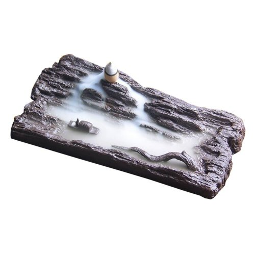 Incense Stick Burner Holder Ceramic Incense Cone Ash Catcher