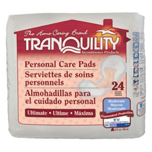 Tranquility Ultimate Personal Care Pad - 96 per Case