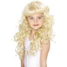 Smiffy's Girl's Princess Wig - Child