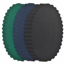 D55-32013 - Ek Success - Chalk Tag Pad: Scallop Oval