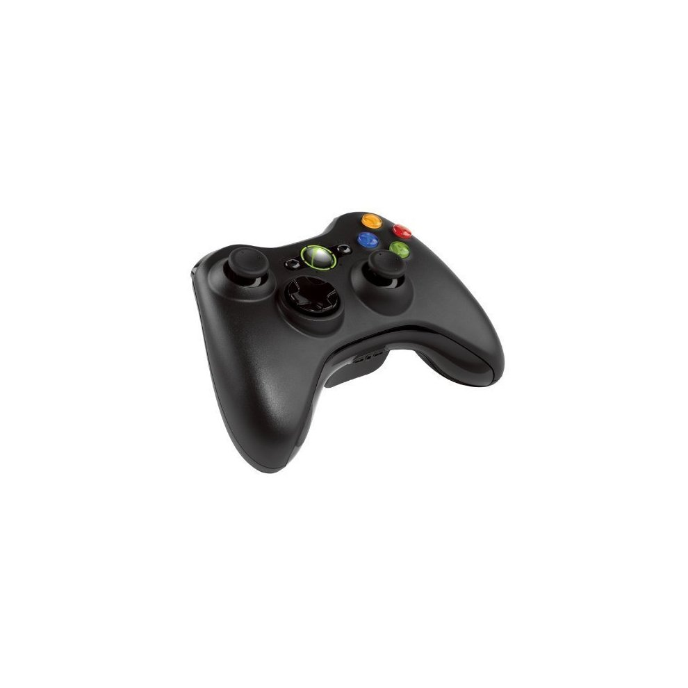 Official Xbox 360 Wireless Controller - Bulk Packaging - Black (OEM)