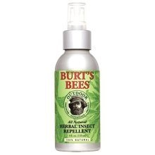 Burt's Bees 100% Natural Insect Repellent, 4 Fluid Ounces (Pack of 2)