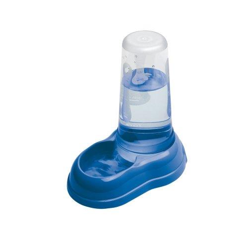 Ferplast Azimut 600 Cat & Dog Water, Food Dispenser, 12.5x19x19.5 cm, 0.6L, Blue