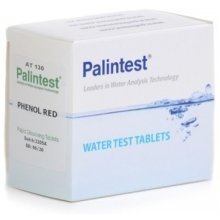 Palintest Phenol Red Rapid Dissolving Swimming Pool Tablets (50) - Type: 50 per pack