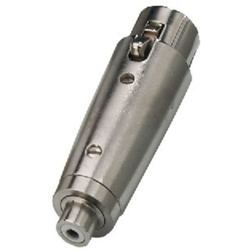 XLR Adaptor - Adapter Xlr/rca Jack