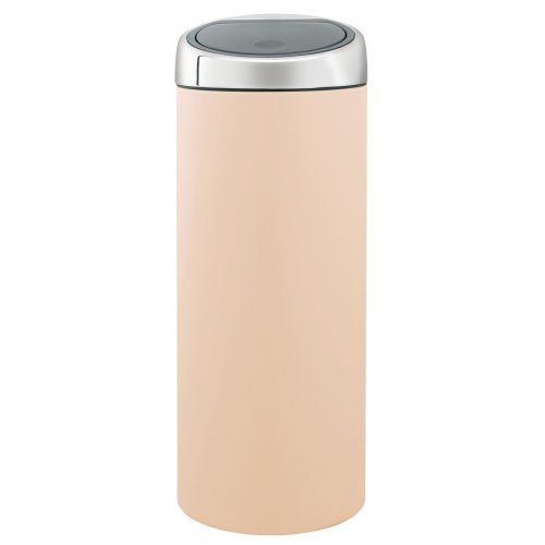 Brabantia Touch Bin 30 Liter.Brabantia Touch Bin 30 L Almond On Onbuy