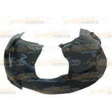 Ford Fiesta 2008- Front Wing Arch Liner Splashguard Left N/s