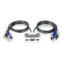 iogear GCS632UW6 KVM switch