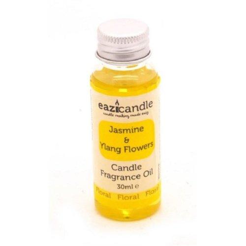 EaziCandle Fragrance Oil 30ml - Jasmine & Ylang Flowers