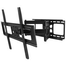 One For All Turn and Tilt Wall Mount for 32 - 84 Inch LED/LCD TV - Black