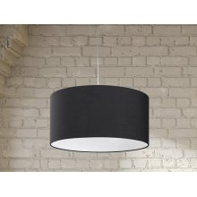Modern Ceiling Lamp Pendant - Chandelier in Black - Light - ELBE
