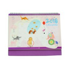 2017-2018 New Style Student Calendar Small Notepad,Chinese Day Organizer