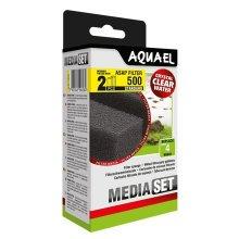Aquael ASAP 500 Replacement Sponge Standard x2