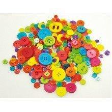 Pbx2470913 - Playbox - Buttons (various) - 500g