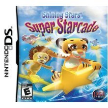 Shining Stars Super Starcade Nintendo DS Game