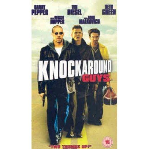 Knock Around Guys [DVD]