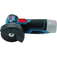 Bosch Professional GWS 12V-76 Cordless Angle Grinder (Without Battery and Charger) - Carton