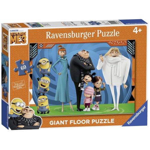72pc 3D Jigsaw Puzzle Ravensburger Despicable Me 3
