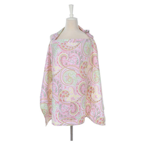 100% Cotton Classy Nursing Cover Large Coverage Breastfeeding Nursing Apron O