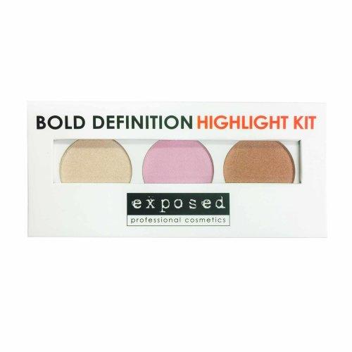 Exposed Cosmetics Highlight Kit