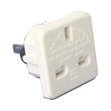Travel Adaptor (UK to Australian/US) 7.5A