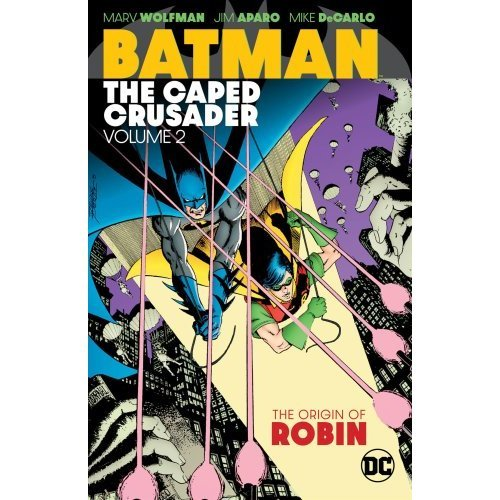 Batman: The Caped Crusader Volume 2