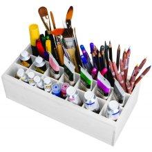 "ArtBin Paint Storage Tray-5.55""X12.125""X5.75"" White"