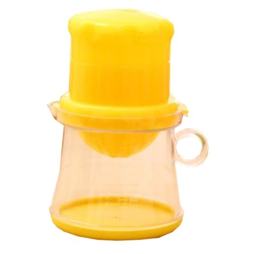 Hand Juicer Machine Lemon Squeezer Juice Maker Juice Press Juicer Machine Yellow