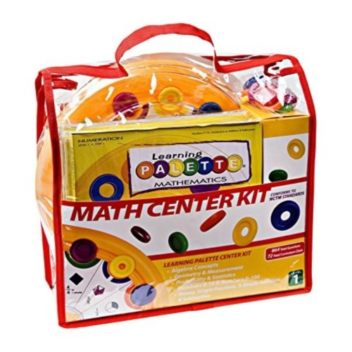 Learning Wrapups Palette 4th Grade Math Base Kit