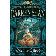 Ocean of Blood (the Saga of Larten Crepsley, Book 2)