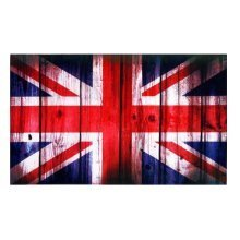Britannia Retro Union Jack Flag Tea Towel Souvenir Gift UK GB England Elgate New