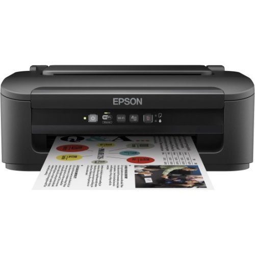 Epson WorkForce WF-2010W Colour 5760 x 1440DPI A4 Wi-Fi Black inkjet printer