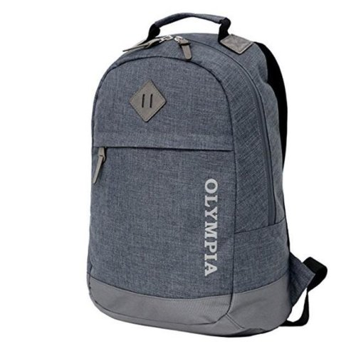 Olympia International BP-1010-GY 18 in. Princeton Backpack  44 ... 6797d410e1a69