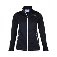 ProQuip Isla Full Zip Soft Shell Wind 360 Jacket Black XX-Large