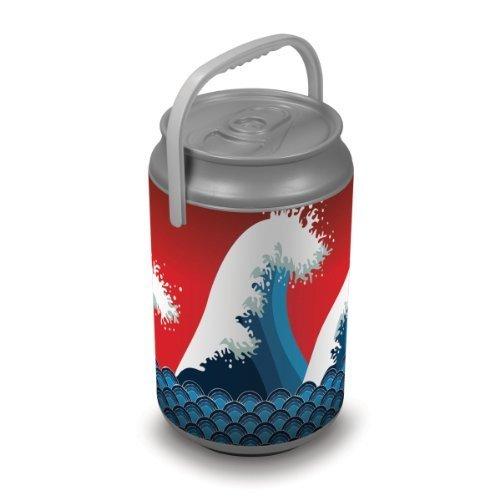 Oniva A Picnic Time Brand Mega Insulated Can Cooler Tsunami