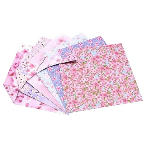 144 Sheets Colorful Square Origami Papers Craft Folding Papers #22