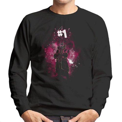 Drift Mask Fortnite Men's Sweatshirt