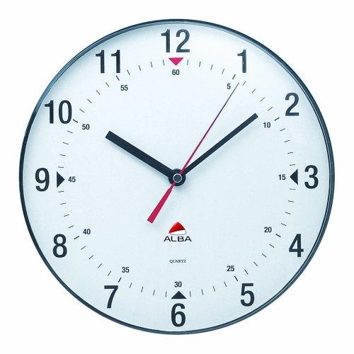 Alba HORCLAS Classic Round Wall Clock