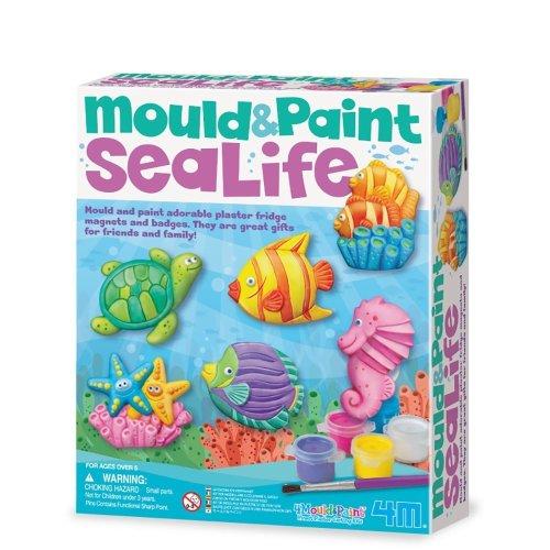 Sealife Mould & Paint Kit
