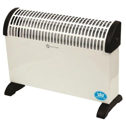 Prem-I-Air 2kW Convector Heater - Colour White