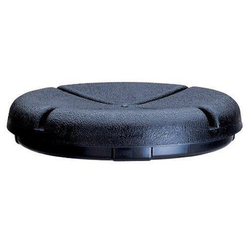 CLC Custom Leathercraft 1140 EasySeat Lightweight Plastic Bucket Seat for 3 1/2- 5 Gallon Buckets