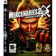 Mercenaries 2 World in Flames PS3 Game